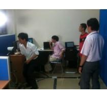 Phòng IC Design Lab thử nghiệm hệ thống tạo kỹ xảo màn hình xanh