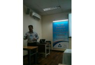 Lecturer from department of power system attended ISEE conference
