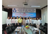 The Signing Ceremory For Cooperation Agreement Between ABB in Vietnam and Technology Universities