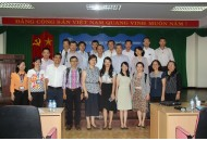 FEEE lecturers attend the conference of active teaching methods for the talent program at HCM-VNU