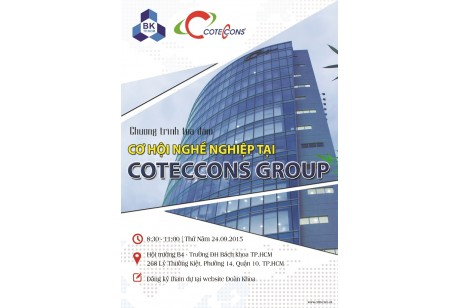 CAREER OPPORTUNITIES  AT COTECCONS GROUP