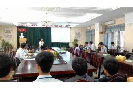 PFIEV Student Research Conference 2015