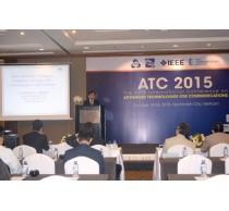 Hội nghị ATC 2015: Công bố các kết quả nghiên cứu mới nhất trong lĩnh vực thông tin và truyền thông