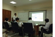 Dr. Nguyen Dinh Tuyen defend sucessfully the research project of VNU-HCM