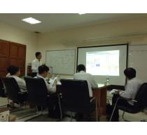 Thầy Nguyễn Đình Tuyên bảo vệ thành công đề tài NCKH cấp ĐHQG
