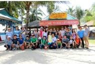 Chuyến nghỉ hè năm 2015 tại Bình Ba - Nha Trang của Bộ môn Viễn Thông