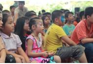 Công đoàn trường ĐH Bách Khoa tổ chức 1/6 cho các em thiếu nhi
