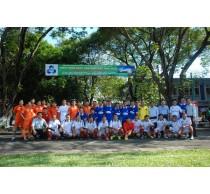 Giao lưu bóng đá Công Đoàn Khoa Điện-Điện tử nhân dịp 20-11