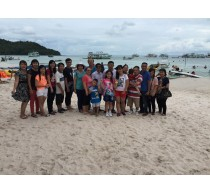 Công đoàn PTN MĐ và TT Điện tổ chức đi du lịch hè 2015 tại Đảo Phú Quốc