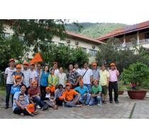 Bộ môn Điện tử du lịch hè tại Phan Thiết, Mũi Kê Gà