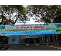 Công đoàn Khoa Điện-Điện tử tham gia Hội thao cán bộ viên chức ĐH Quốc Gia HCM 2015
