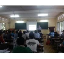 Seminar về Hệ thống nhúng tại Khoa Điện - Điện tử