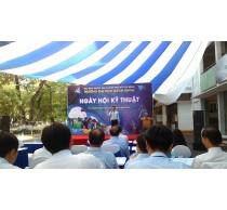 Ngày hội kỹ thuật của sinh viên Khoa Điện - Điện tử, 2016
