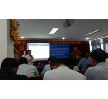 Cán bộ Công đoàn Khoa Điện tham gia hội nghị Công đoàn trường 2016