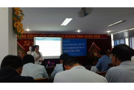 University Union Meeting 2016