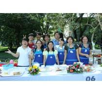 CĐ Khoa Điện - Điện tử tham gia Hội thi ẩm thực chào mừng 8-3-2016