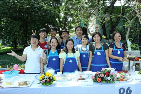 Cooking contest on 8-3-2016