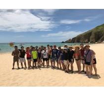 Chuyến nghỉ hè năm 2017 tại Quy Nhơn - Bình Định của Bộ môn Viễn Thông