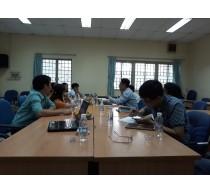 Ban chấp hành Công đoàn Khoa Điện-Điện tử nhiệm kỳ 2018-2023 họp mở rộng phiên đầu tiên