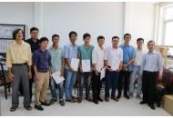 Bộ môn Cung cấp điện hợp tác đào tạo nhân viên cho MPE
