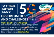 VTTEK Open Day: 5G Opportunities and Challenges