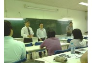 Training pronouncing and speaking and skill for lecturers teaching engineering courses in English