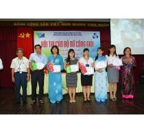 Hội thi cán bộ nữ công giỏi 2014