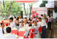 FEEE held a ceremony for Teacher's Day 20-11.