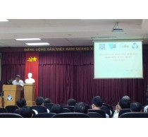 Giảng viên Khoa Điện - Điện tử tham gia Hội thảo nhập môn kỹ thuật