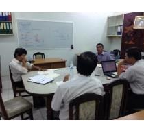 Phòng Thí Nghiệm Máy Điện và Thực Tập Điện tổ chức buổi sinh hoạt chuyên đề: TÍNH TOÁN CUỘN KHÁNG