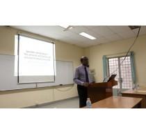Chuyến Thăm và Trình bày Seminar của Giáo Sư Eliathamby Ambikairajah, Trưởng khoa Kỹ thuật Điện-Viễn thông Đại học New South Wales, Úc