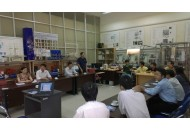 Department of Control & Automation has a meeting for Automation education program