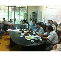 Buổi họp xây dựng đề cương môn học theo CDIO - BM Tự Động