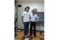 ISEL supports graduate students of NAGAOKA program
