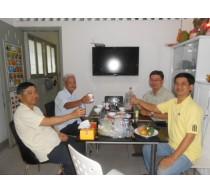 PTN MĐ tổ chức thăm hỏi tết Thầy Lê Duy Tùng