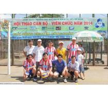 Giải bóng chuyền Công Đoàn Trường 2014
