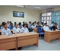 Gặp gỡ đại diện công ty Photron và trường đại học Hiroshima tại Khoa Điện-Điện tử