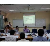 Khoa Điện - Điện tử họp xây dựng chương trình đào tạo mới 4 năm