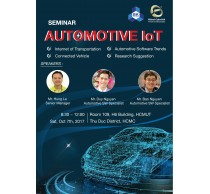 Seminar AUTOMOTIVE IoT