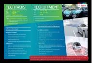 TECH TALK AND RECRUITMENT ONE DAY (BOSCH)